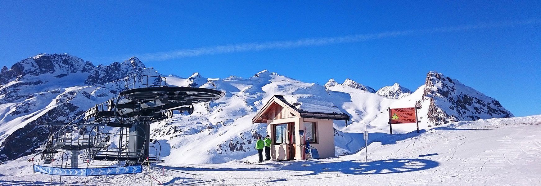 Ski rental Serre Chevalier 1400 Intersport