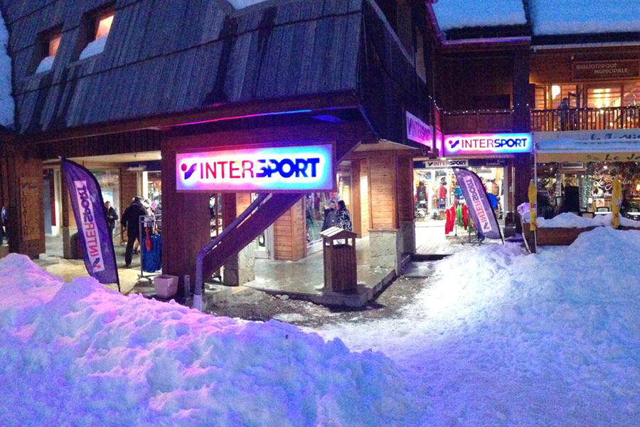 Location de ski Serre Chevalier 1400 Intersport